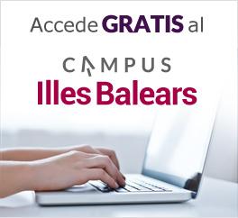 Accede GRATIS al Campus Illes Balears